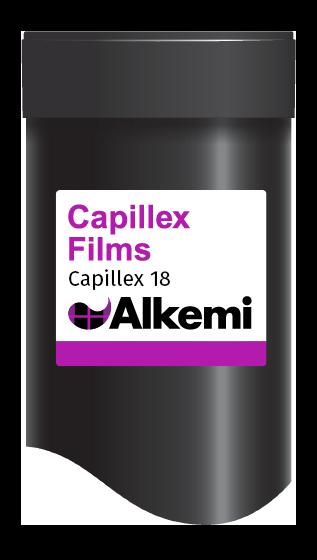 Capillex Capillary Film Usage Instructions